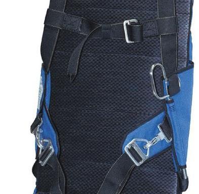 Rettungsfallschirm Slimpack T-204