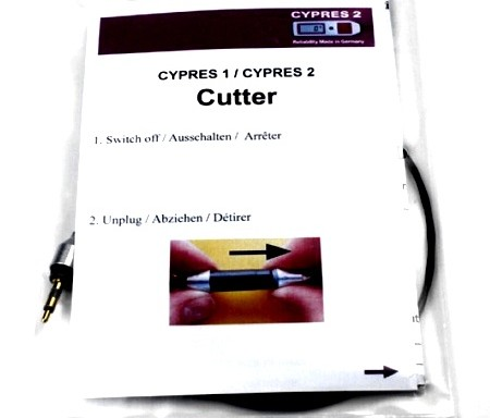 Cypres Cutter 1 Pin